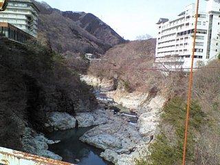 鬼怒川渓谷